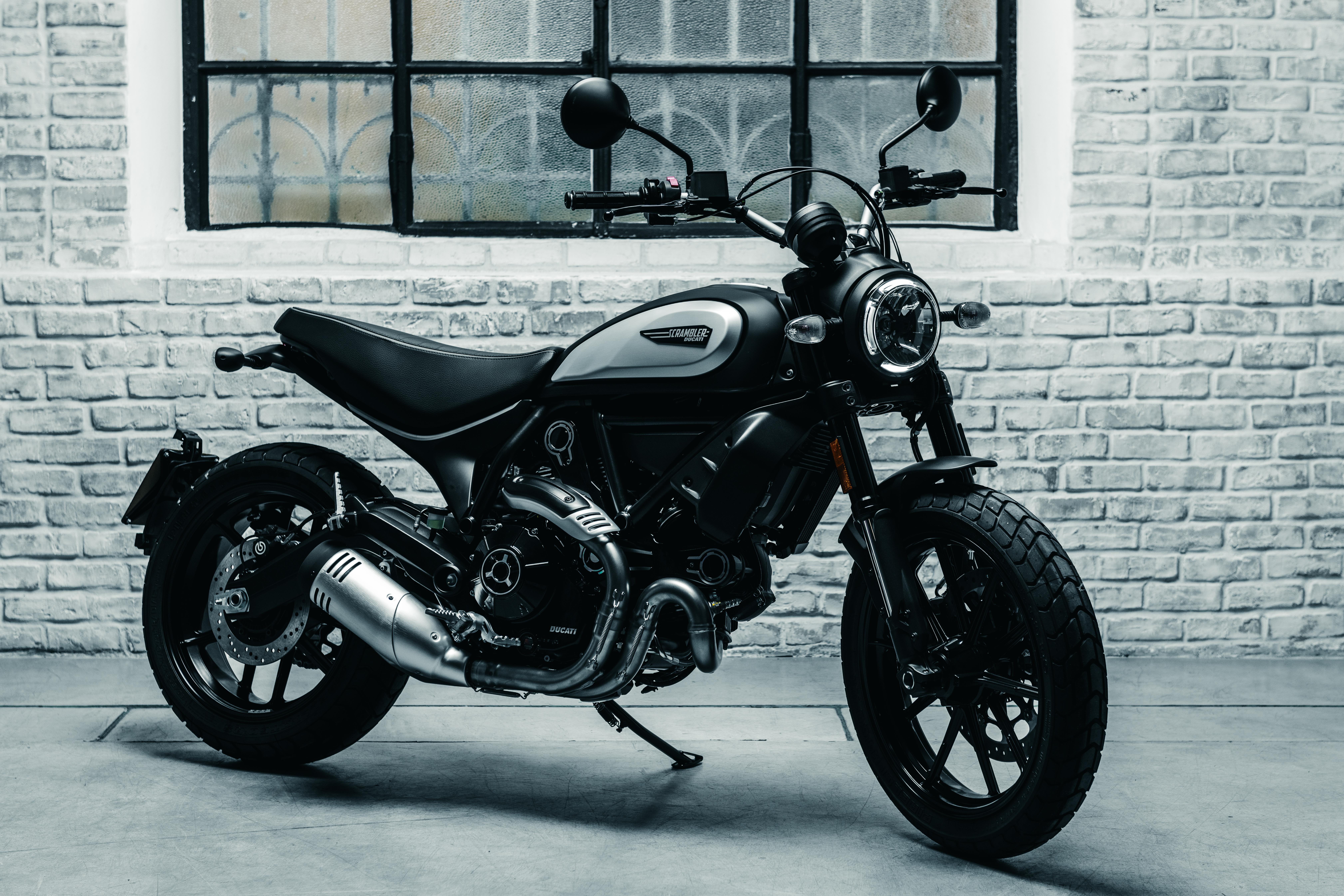 Nueva Ducati Scrambler Icon 800