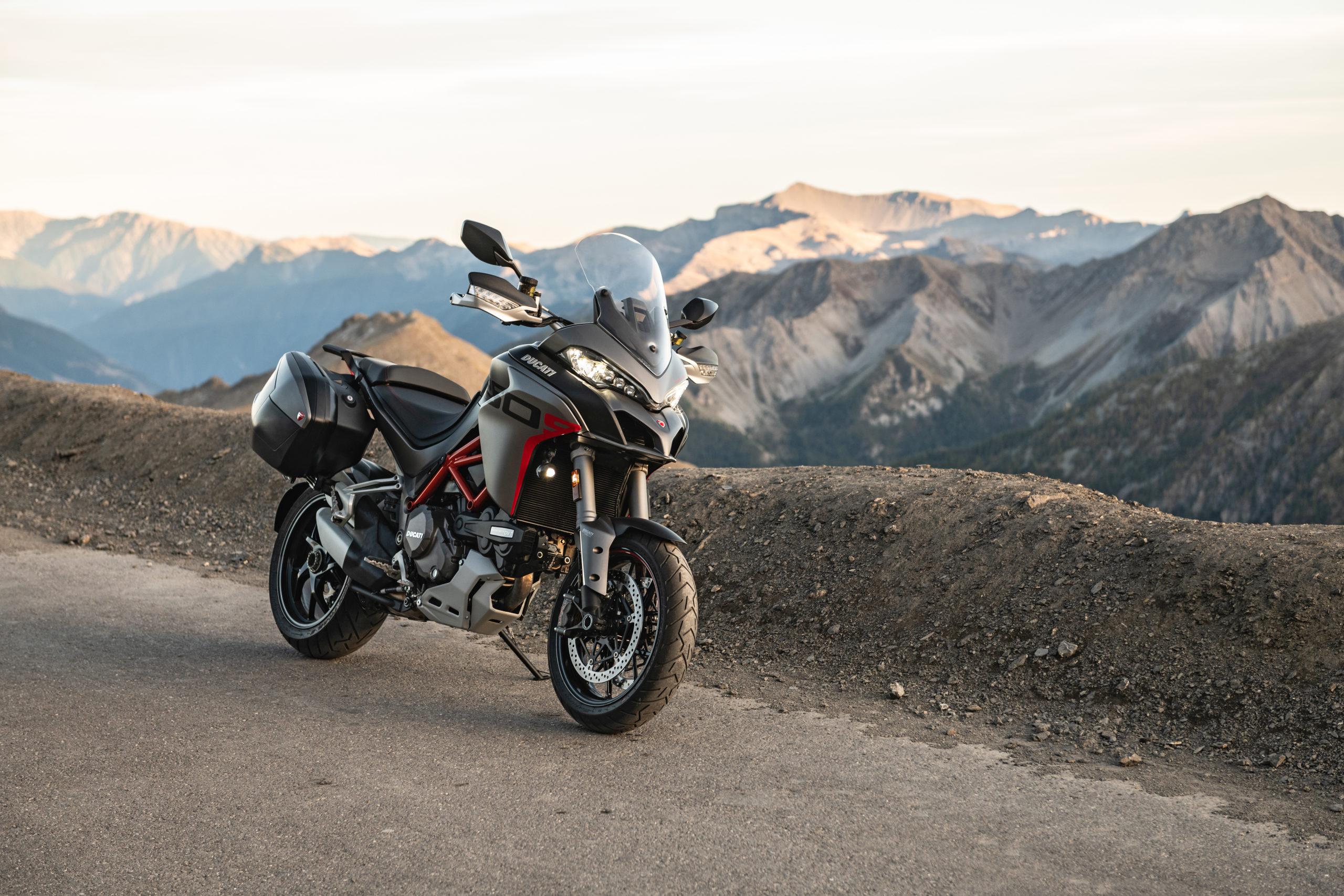 Ducati Multistrada Grand Tour 2020