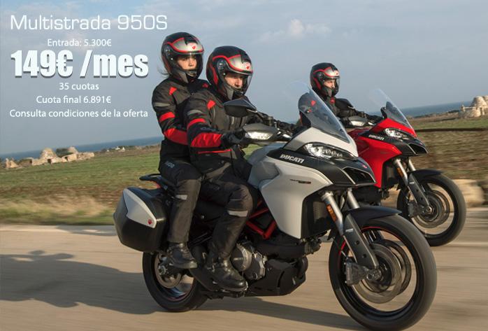 Ducati Multistrada 950 s Oferta